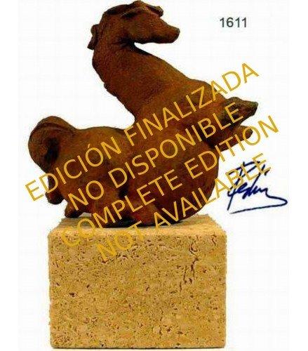 Sculpture Wild Horse II