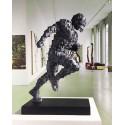 NFL abstraction Antony Gormley Inspiration