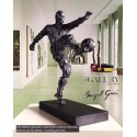 Zidane goal winner inspiration Antony Gormley