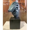 Reflexion Blue bronze