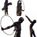 Sculpture Olimpic Movement n1