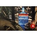 City's soul reflection NY NIGHT 2