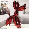 Red Dog Balloon 12