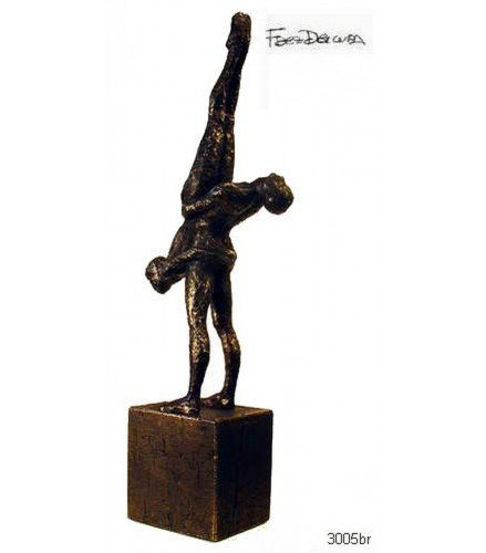 Sculpture Olimpic Movement n5
