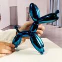 Blue Dog Balloon