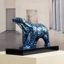 Pompon Bear as an excuse, Polar Blue