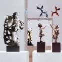 Buy modern sculpture in contemporary art gallery