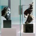 Buy realistic sculptures in contemporary art gallery