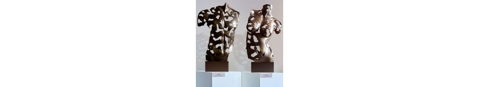 Buy abstract sculptures in art gallery online