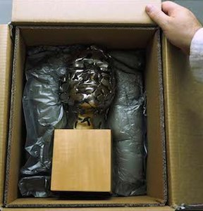 Sculpture in the box