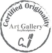 Certified Originality | Sculptures with certificate of originality