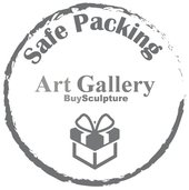 Safe Packing of sculptures