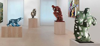 Sculptures in our Art Gallery 1