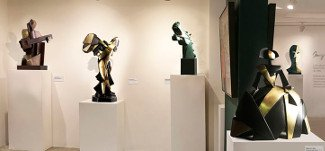Sculptures in our Art Gallery 2