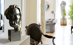 "Sculpture ""Sweet innocence"" by the sculptor Miguel Guía decorating your home"